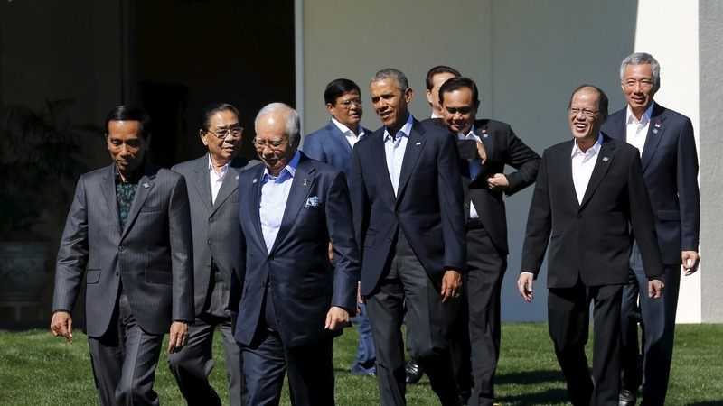China looms over ASEAN summit