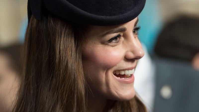 Duchess of Cambridge guest edits HuffPost