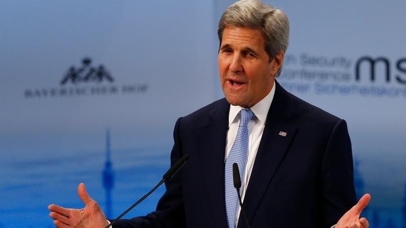 VERBATIM: Kerry knocks China missile move
