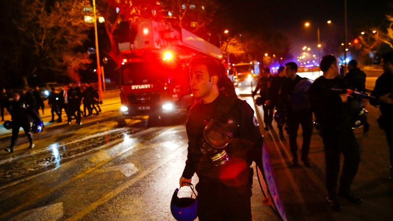28 dead in Turkey car bomb blast