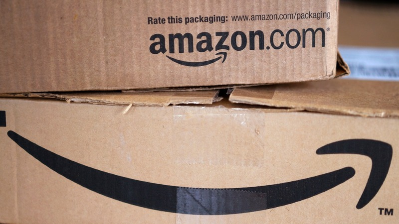 Amazon pushes ahead into deliveries