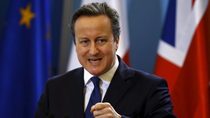 Cameron heads for 'now or never' EU talks