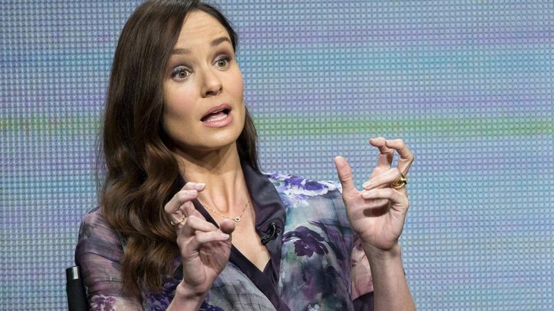 VERBATIM: 'Walking Dead' actress visits refugee camp