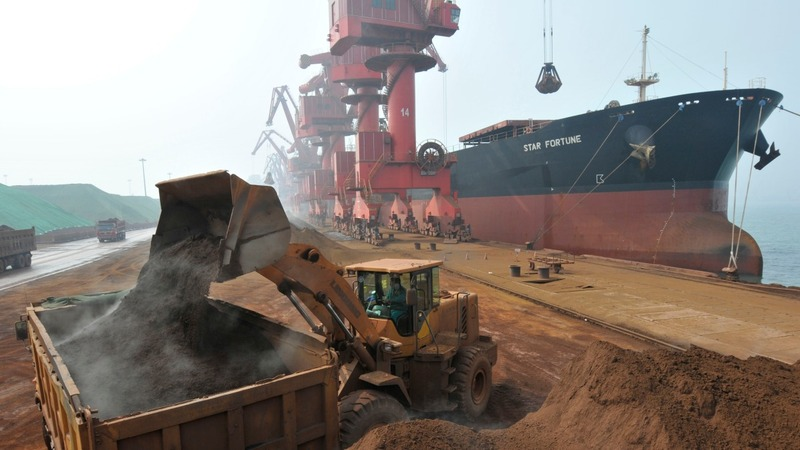 China's slowdown: a perfect storm for shipping