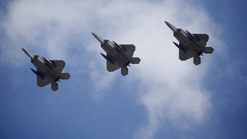 U.S. targets ISIS camp in Libya