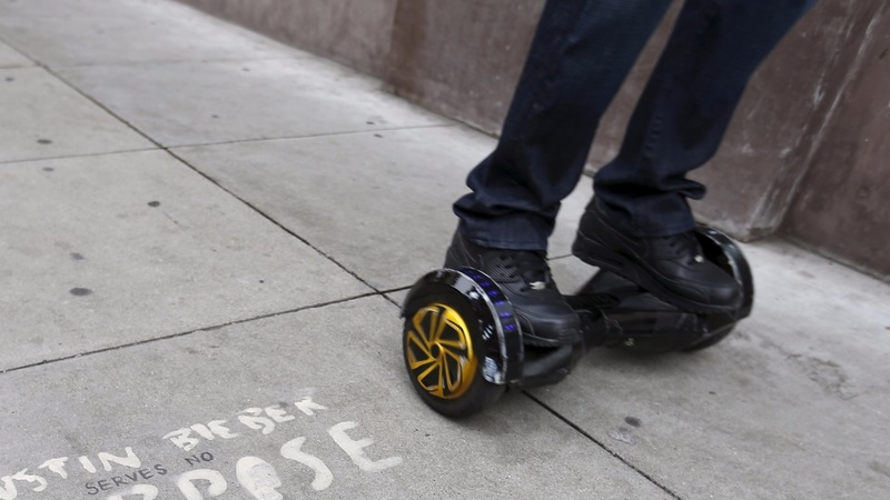 Hoverboards are not safe - U.S. Govt.