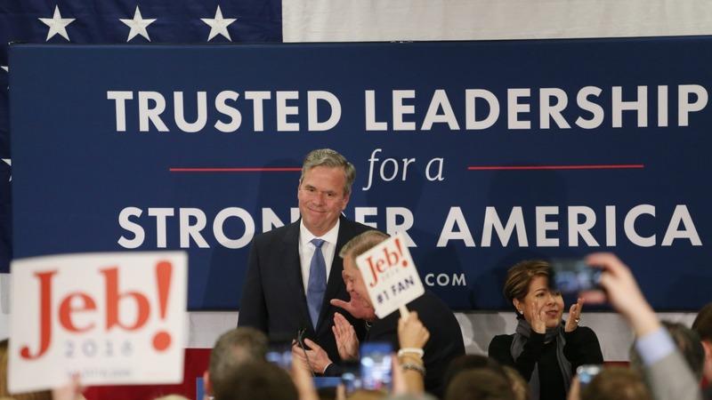 VERBATIM: Jeb Bush exits 2016 race