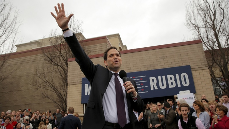 VERBATIM: GOP field down to a three-person race- Rubio