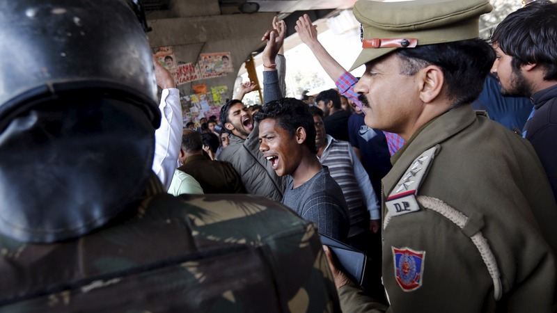 India's deadly caste riots rumble on