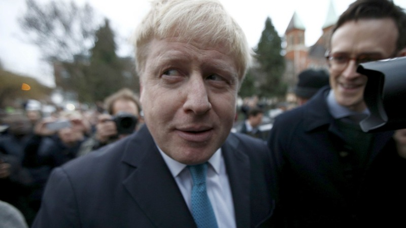 Boris could prove a boost to Brexit