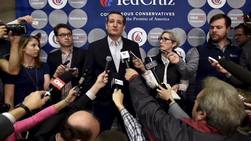 Ted Cruz fires national spokesman for Rubio smear