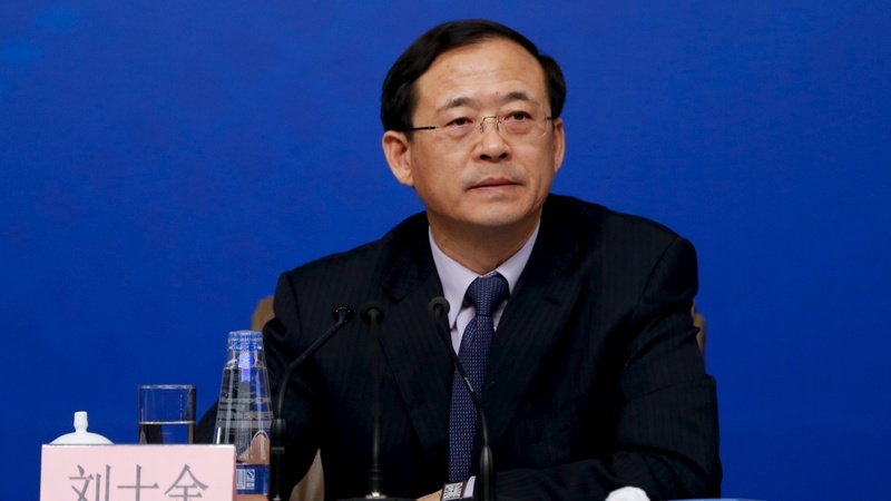 Sizing up China's new markets chief