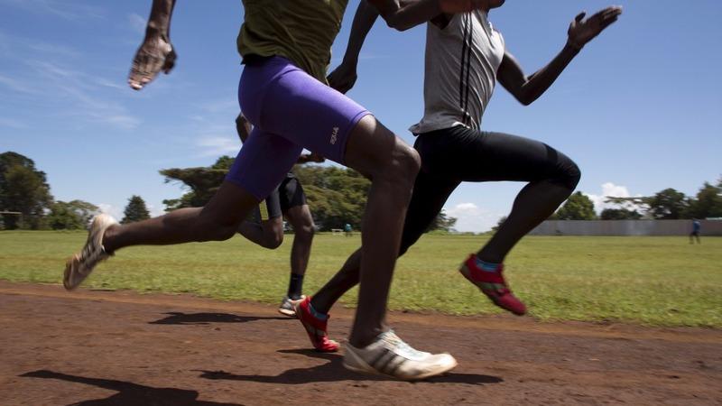 Kenyan athletics chief suspended