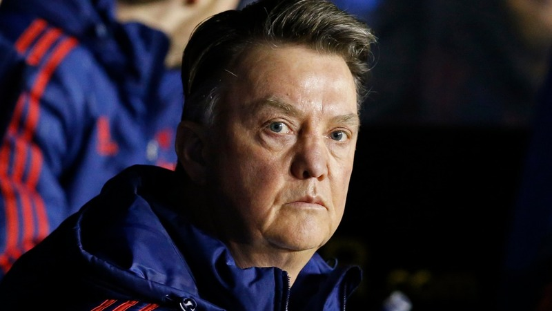 Van Gaal powers through against all odds