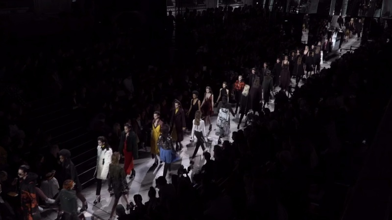Mulberry changes tack at LFW