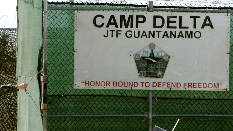Obama ignites fire with plan to close Gitmo