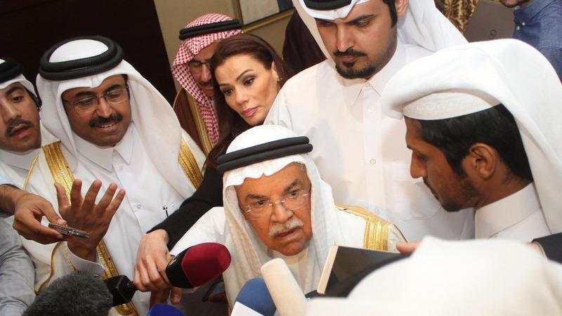 Saudis squash hopes for OPEC supply cut