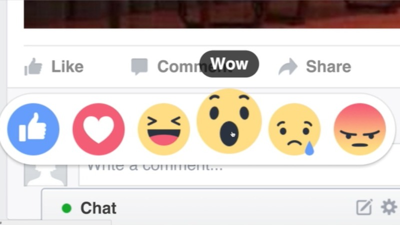 Facebook gives users more expressions