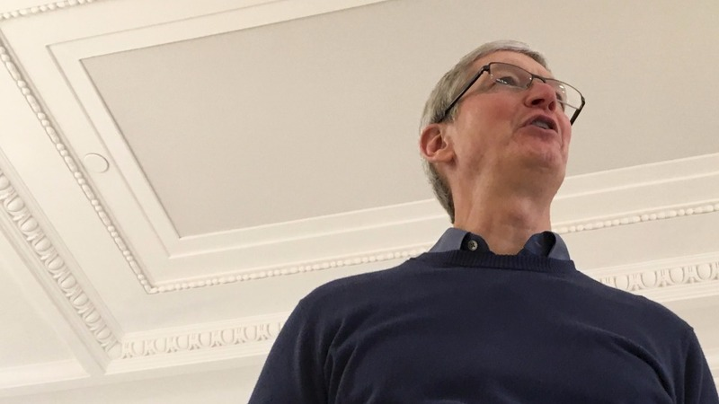 Apple CEO: FBI request is 'cancer' for software