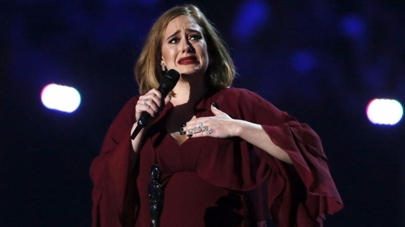 VERBATIM: Adele on BRIT Awards sweep