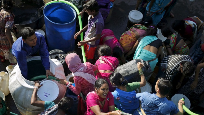 New Delhi's water crisis is far from over