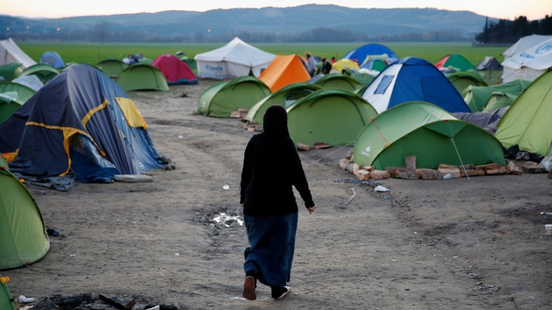 No end to suffering for stranded border migrants