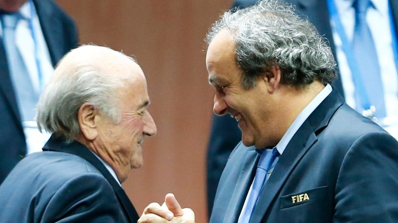 Blatter told to stay away from FIFA election