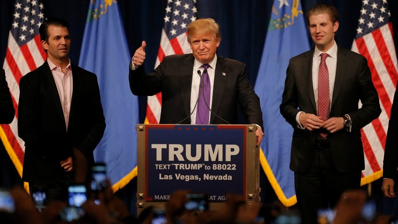 Window closing fast for Trump rivals