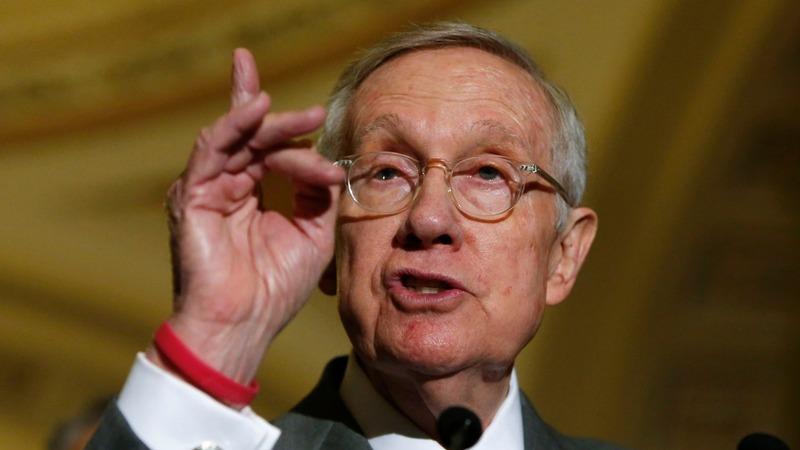 VERBATIM: Reid to Republicans: 'Do your jobs'