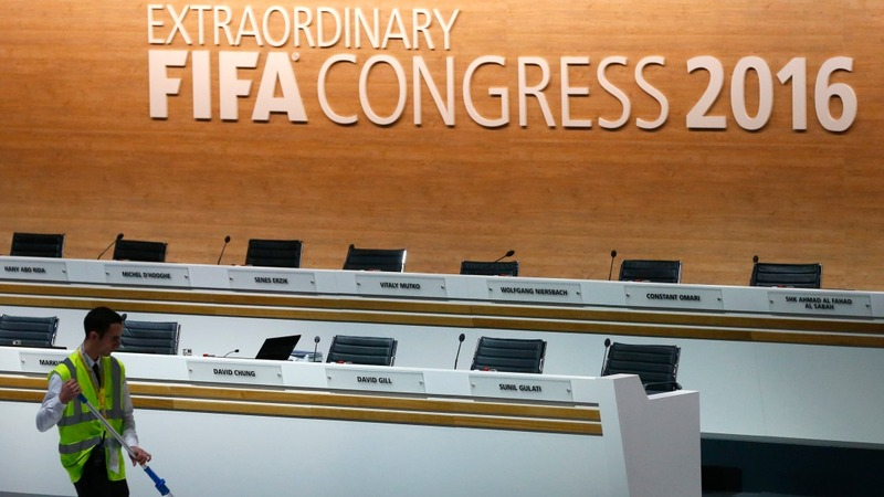 FIFA votes in sweeping reforms