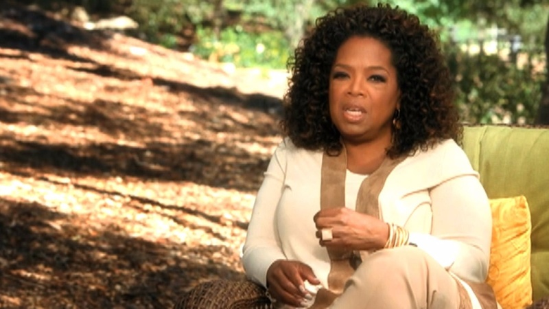 Oprah sheds millions as Weight Watchers stock dives