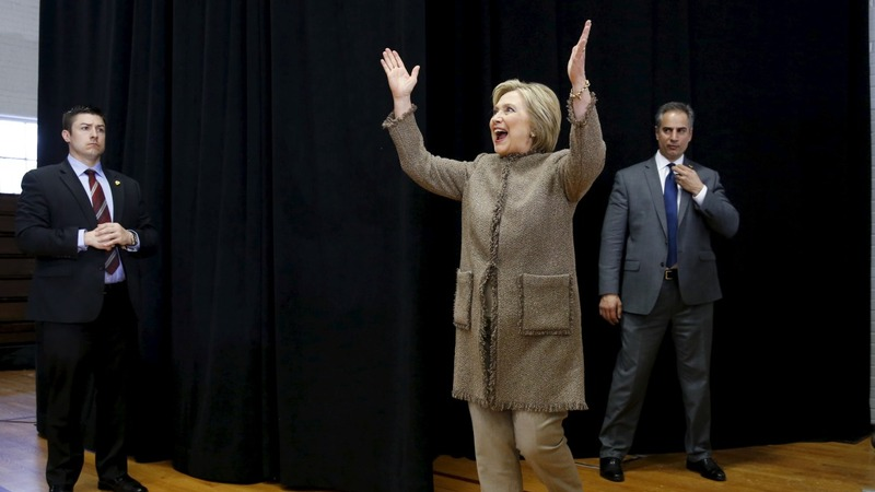 South Carolina could make Clinton 'presumptive' once again