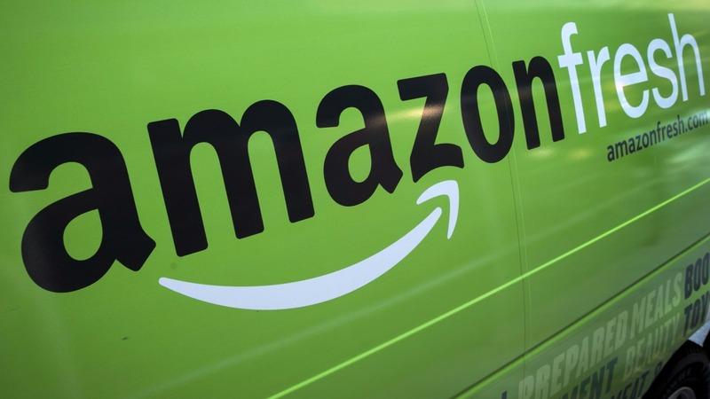 Amazon eyes bigger slice of UK food market