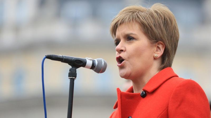 VERBATIM: Sturgeon urges UK to vote 'in'
