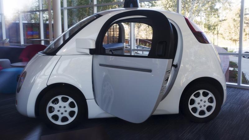 Google self-driving car dings perfect record