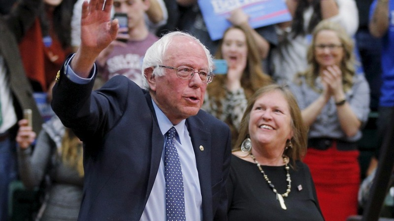 Sanders hopes for Super Tuesday turnaround