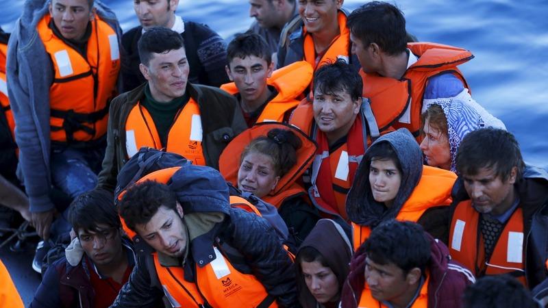 Migrant flow endless as Turkey-EU talks loom