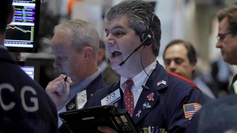 Stocks see biggest upswing since January