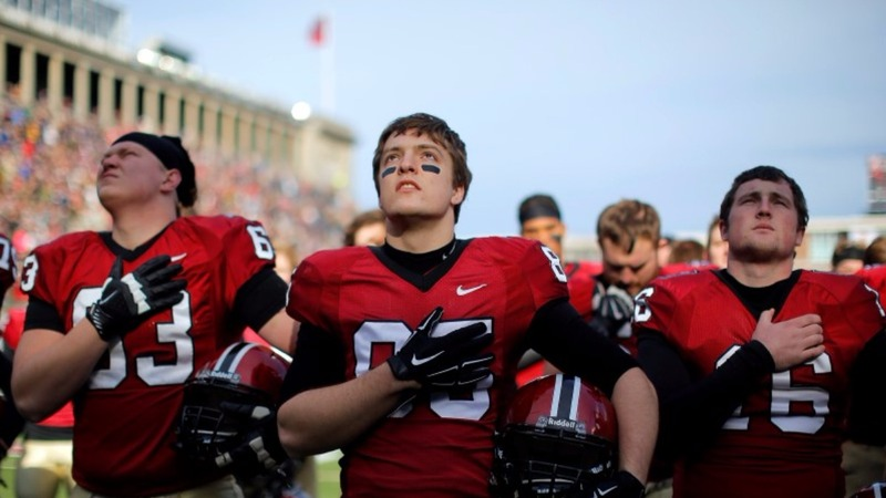 Ivy League mulls ban on tackling at football practices