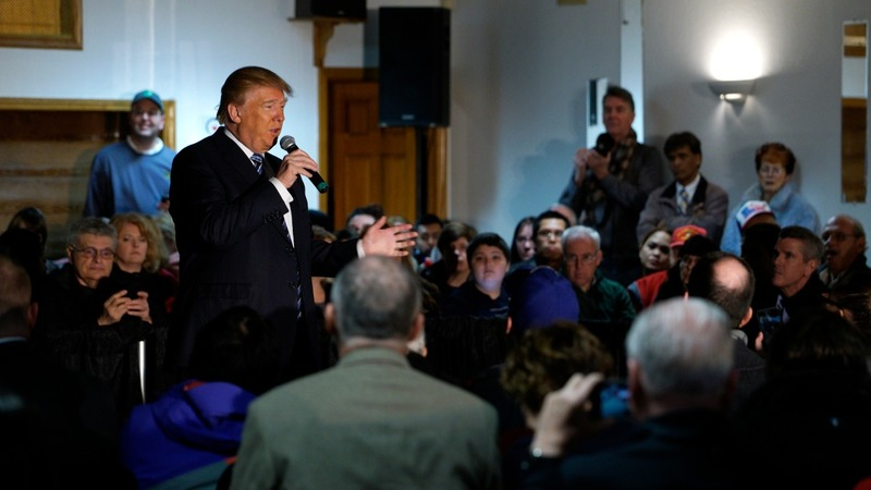 Trump racks up Super Tuesday wins in 7 states