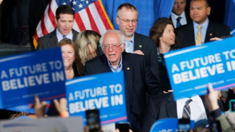 VERBATIM: Sanders celebrates Vermont victory