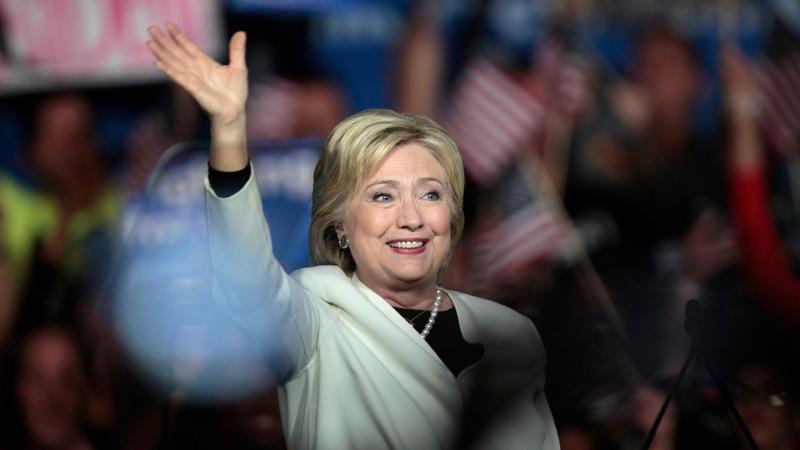 VERBATIM: Clinton's Super Tuesday victory lap