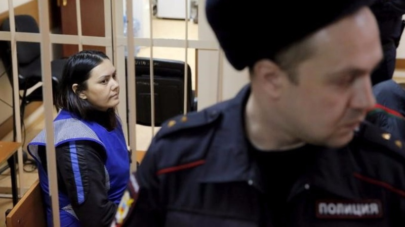 Moscow child beheading suspect charged