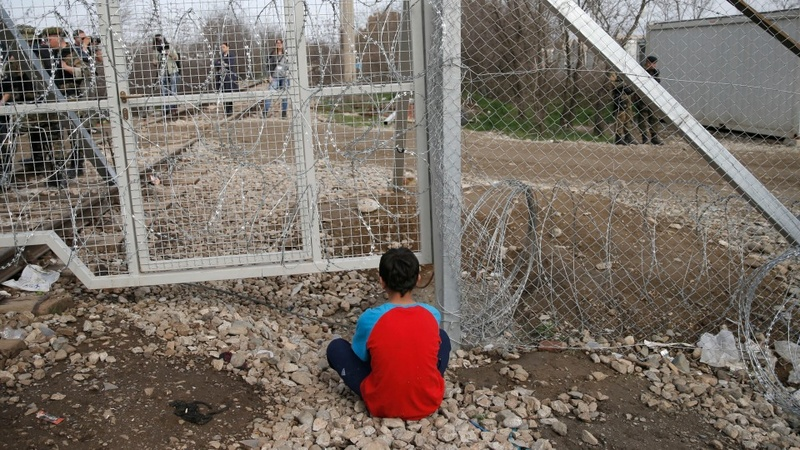 EU earmarks aid for Greek border