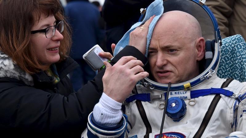 INSIGHT: ISS astronauts back on terra firma