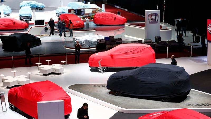 Trust under spotlight at Geneva car show