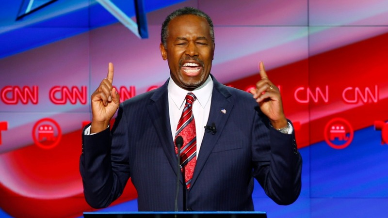 Ben Carson: 'No way forward' in 2016 election