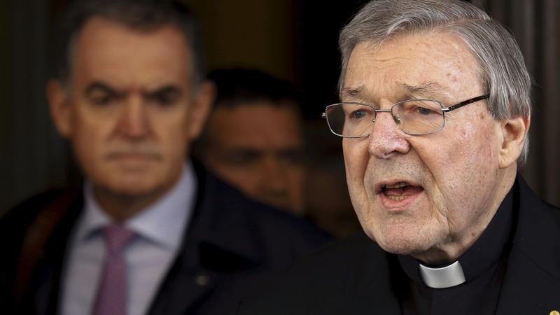 VERBATIM: Vatican cardinal meets abuse victims