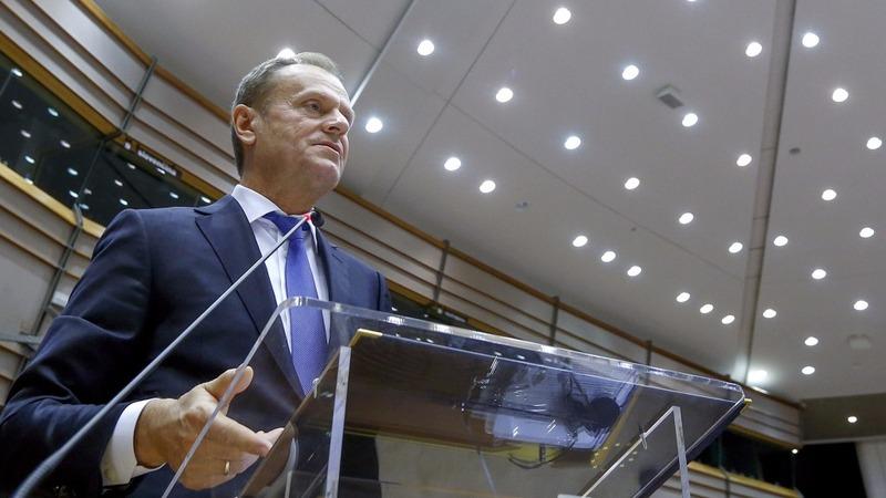 VERBATIM: Tusk tells migrants 'do not come'