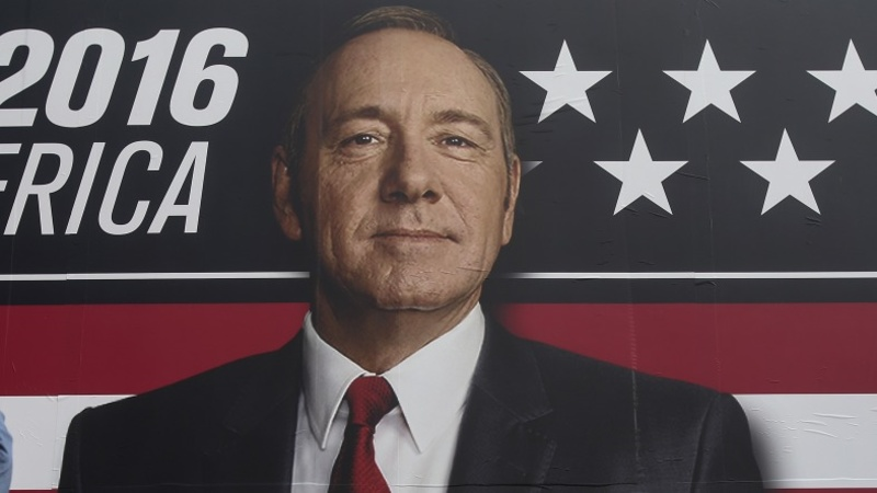 New 'House of Cards' debuts after GOP debate